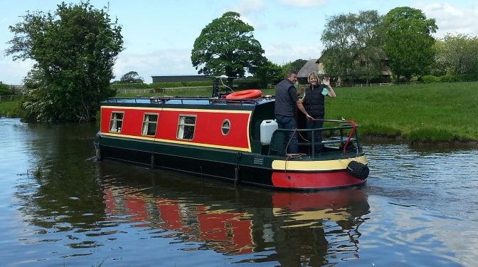 Daisy Narrowboat