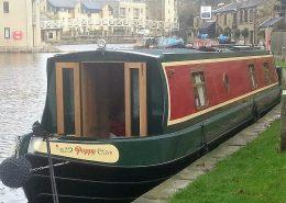 Poppy Narrowboat