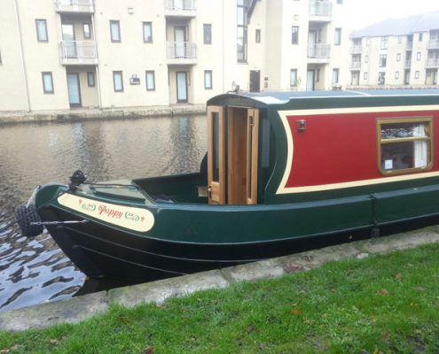 Poppy - Lancaster Canal Boat Hire Holidays