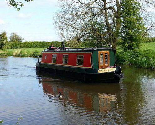 Daisy Canal Boat Hire