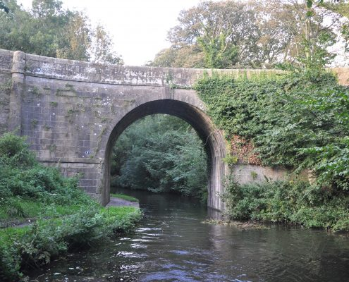 Brant Beck Bridge Lancaster Canal