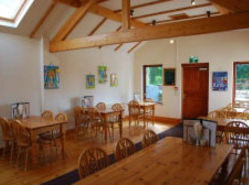 Canalside Craft Centre inside