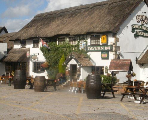 Guys Thatched Hamlet
