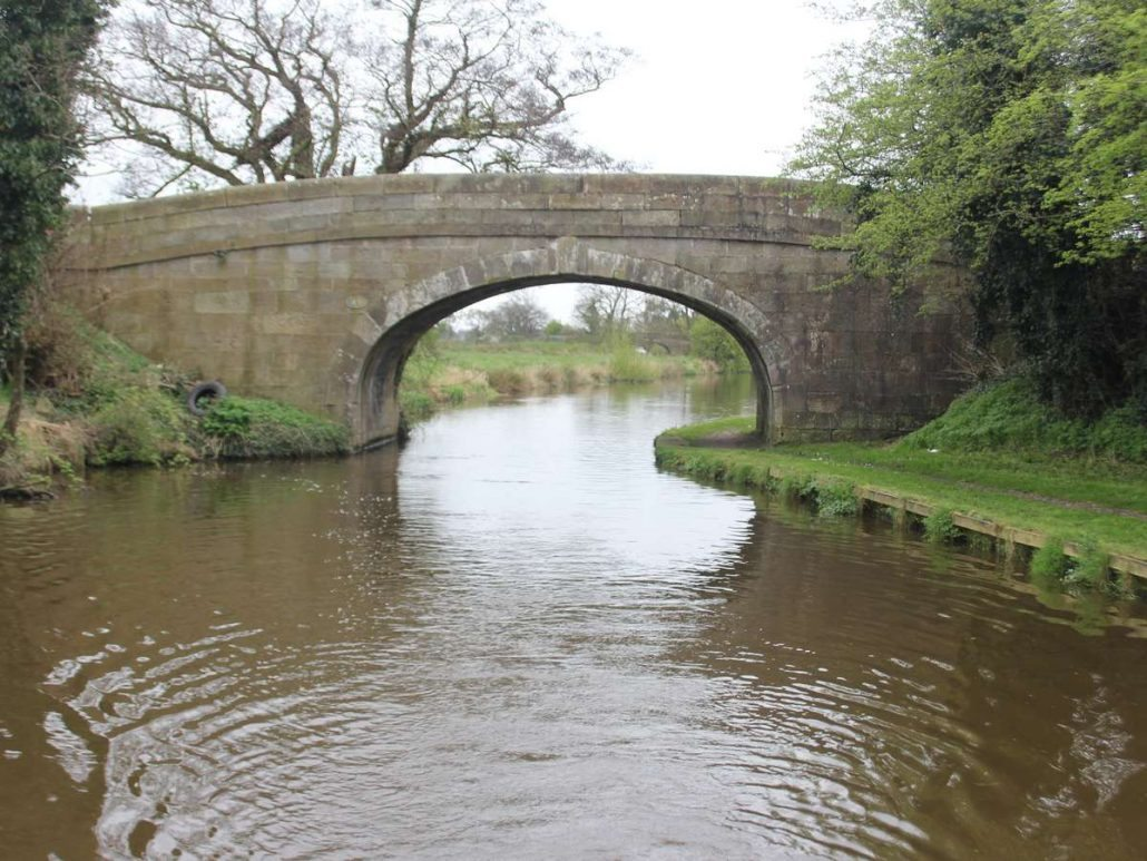 Lancaster Canal Bridge