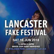 Lancaster Fake Festival